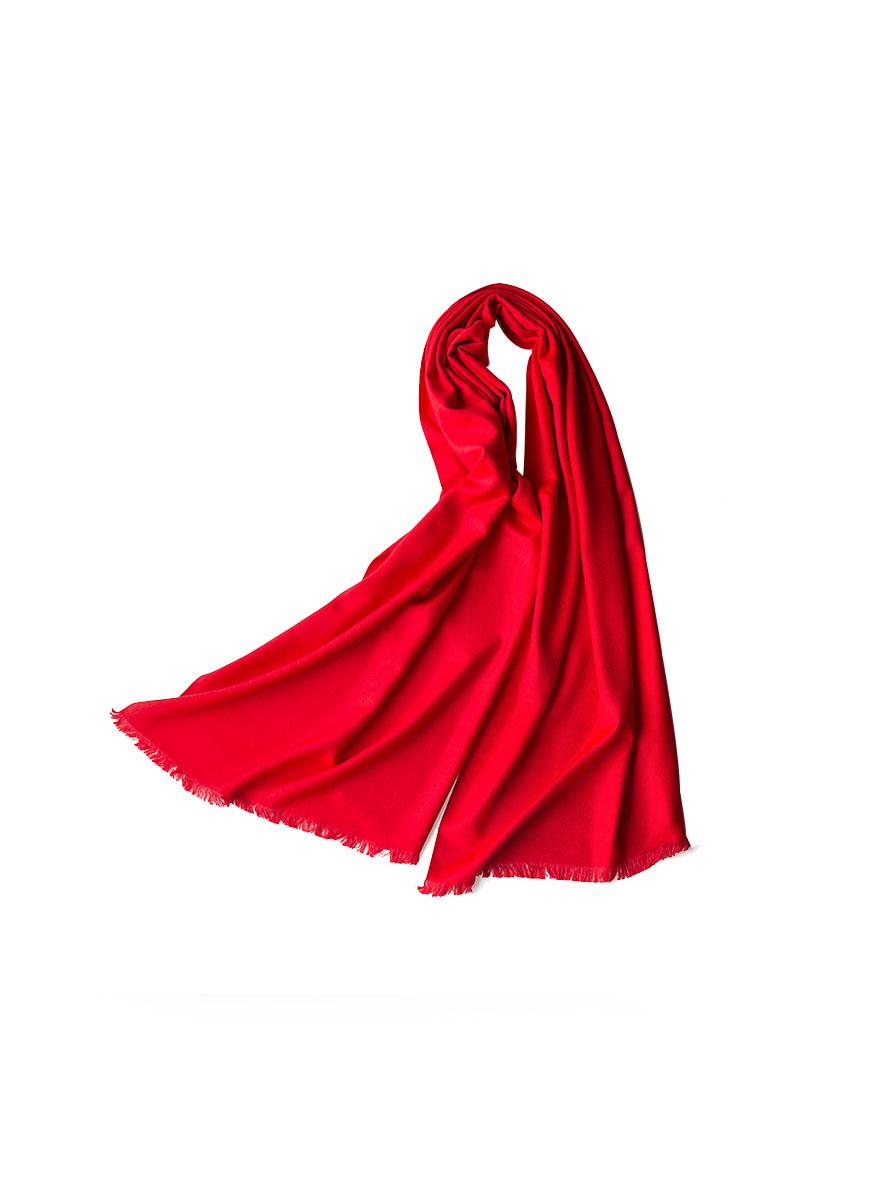 A-D330 素锦蚕丝绒披肩围巾